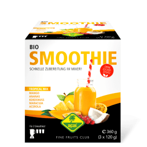 Hawaiian smoothie packs biologisch afbeelding