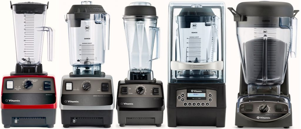 Blender vitamix horeca