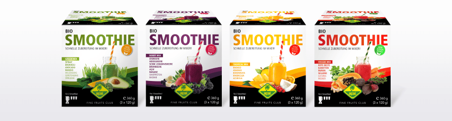 Smoothie packs bio afbeelding
