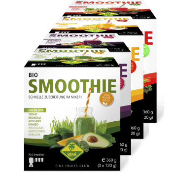Smoothie packs voor thuis